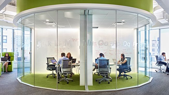 IBM Studio's Modular Office Helps Design Teams Focus on Innovation