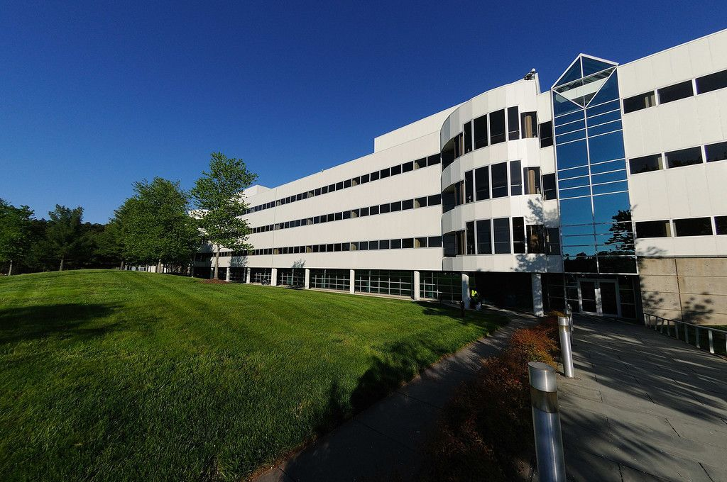 IBM Building at Research Triangle Park