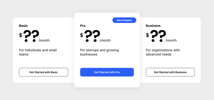 The Ultimate Guide to Pricing your SaaS Startup with Data